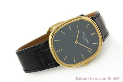 PATEK PHILIPPE ELLIPSE OR 18 CT QUARTZ KAL. E27 LP: 19930EUR [143069]