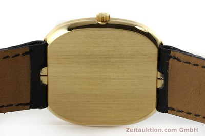 PATEK PHILIPPE ELLIPSE JUMBO D`OR 18K GELB GOLD HERRENUHR 3838 VP: 19930,- EURO [143069]