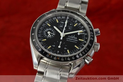 OMEGA SPEEDMASTER DAY-DATE CHRONOGRAPH AUTOMATIK STAHL VP: 3020,- EURO [143075]
