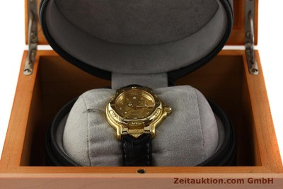 TAG HEUER 6000 GOLD OR 18 CT AUTOMATIQUE KAL. 3.94 ETA 2000 LP: 6900EUR [143082]
