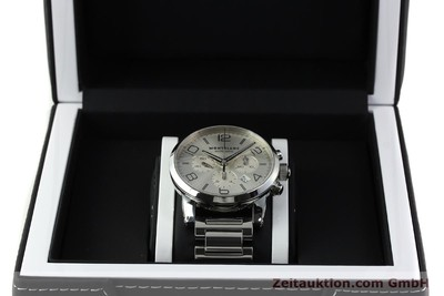 MONTBLANC TIMEWALKER CHRONOGRAPH STEEL AUTOMATIC KAL. 4810502 LP: 4390EUR [143089]