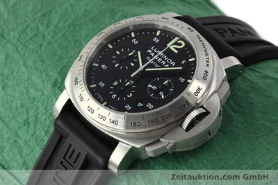 PANERAI LUMINOR CHRONO DAYLIGHT CHRONOGRAPH AUTOMATIK PAM00250 OP6665 VP: 7400,- Euro [143090]