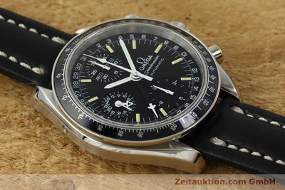 OMEGA SPEEDMASTER DAY-DATE CHRONOGRAPH AUTOMATIK STAHL VP: 3020,- EURO [143094]