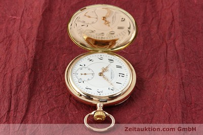 A. LANGE & SÖHNE DUF 14 CT RED GOLD MANUAL WINDING [143112]