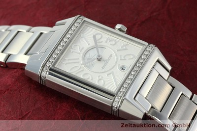 JAEGER LE COULTRE REVERSO STEEL AUTOMATIC LP: 9850EUR [143116]