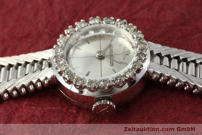 JAEGER LECOULTRE JLC LADY COCKTAIL WATCH DAMENUHR 18K GOLD DIAMANTEN VP:15300,-Euro [143123]