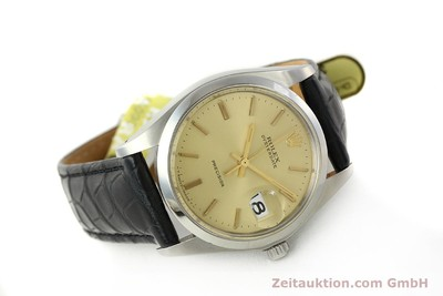 ROLEX PRECISION ACERO CUERDA MANUAL KAL. 1225 LP: 4300EUR [150001]
