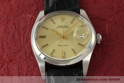 ROLEX PRECISION STEEL MANUAL WINDING KAL. 1225 LP: 4300EUR [150001]