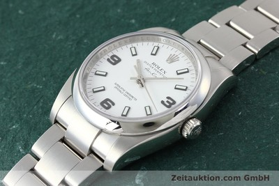 ROLEX AIR KING ACIER AUTOMATIQUE KAL. 3130 [150014]