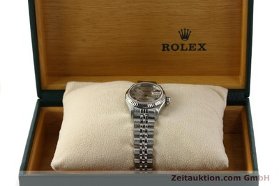 ROLEX LADY DATEJUST STEEL / WHITE GOLD AUTOMATIC KAL. 2135 LP: 6000EUR [150028]