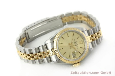ROLEX LADY DATE STEEL / GOLD AUTOMATIC KAL. 2135 LP: 6950EUR [150033]