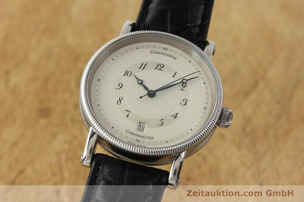 CHRONOSWISS KAIROS ACIER AUTOMATIQUE KAL. ETA 2892-2 LP: 3500EUR [150034]
