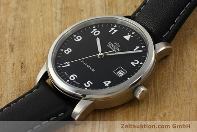 UNION GLASHÜTTE TRADITION FLIEGER STEEL AUTOMATIC KAL. 26 LP: 1850EUR [150040]