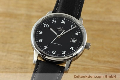 UNION GLASHÜTTE TRADITION FLIEGER ACERO AUTOMÁTICO KAL. 26 LP: 1850EUR [150040]
