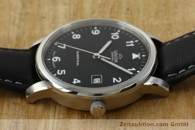 UNION GLASHÜTTE TRADITION FLIEGER ACCIAIO AUTOMATISMO KAL. 26 LP: 1850EUR [150040]