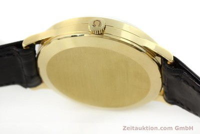 OMEGA 18 CT GOLD MANUAL WINDING KAL. 1030 VINTAGE [150045]