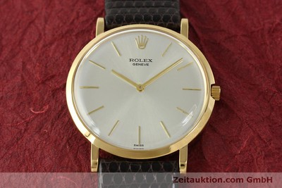ROLEX 18 CT GOLD MANUAL WINDING KAL. 650 [150046]