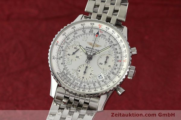 BREITLING NAVITIMER CHRONOGRAPH STEEL AUTOMATIC KAL. B23 LP: 7860EUR [150059]