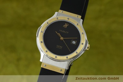 HUBLOT MDM STEEL / GOLD QUARTZ KAL. ETA 956.112 [150082]