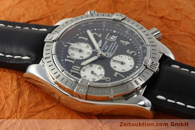 BREITLING EVOLUTION CHRONOGRAPH STEEL AUTOMATIC KAL. B13 ETA 7750 [150083]