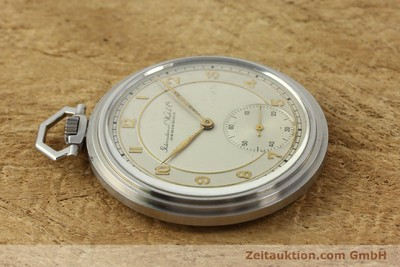 IWC TASCHENUHR STEEL MANUAL WINDING KAL. 97 VINTAGE [150106]