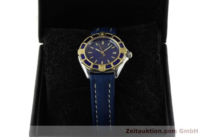 BREITLING J-CLASS ACIER / OR AUTOMATIQUE KAL. B31 ETA 2000 LP: 4950EUR [150110]