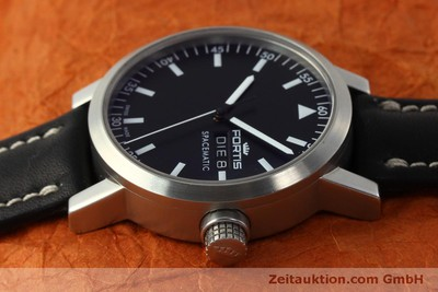 FORTIS SPACEMATIC ACIER AUTOMATIQUE KAL. ETA 2836-2 LP: 998EUR [150114]