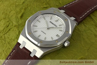 AUDEMARS PIGUET ROYAL OAK ACCIAIO AUTOMATISMO KAL. 2225 LP: 19400EUR [150125]