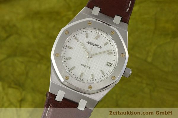 AUDEMARS PIGUET ROYAL OAK ACIER AUTOMATIQUE KAL. 2225 LP: 19400EUR [150125]
