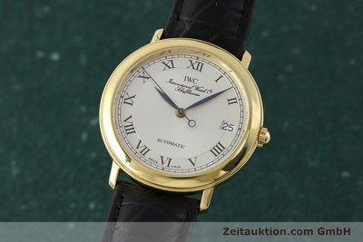 IWC PORTOFINO 18 CT GOLD AUTOMATIC KAL. 889/1 [150130]