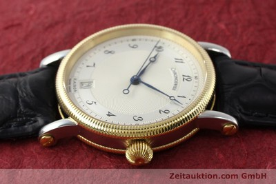 CHRONOSWISS KAIROS STEEL / GOLD AUTOMATIC KAL. ETA 2892A2 LP: 4450EUR [150141]