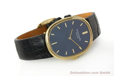 PATEK PHILIPPE ELLIPSE OR 18 CT REMONTAGE MANUEL KAL. 215 [150144]