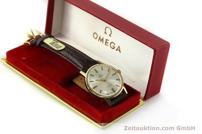 OMEGA GOLD-PLATED MANUAL WINDING KAL. 601 [150148]