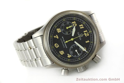 OMEGA DYNAMIC CHRONOGRAPH STEEL AUTOMATIC KAL. 1138 LP: 3020EUR [150155]