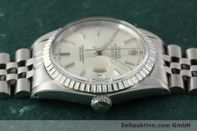 ROLEX DATEJUST STEEL AUTOMATIC KAL. 3035 LP: 5400EUR [150160]