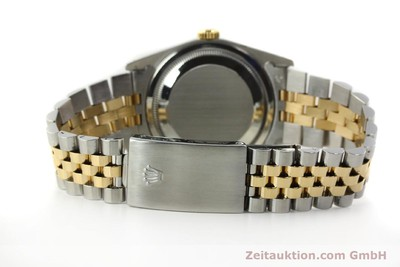 ROLEX DATEJUST ACIER / OR AUTOMATIQUE KAL. 3135 LP: 8800EUR [150166]