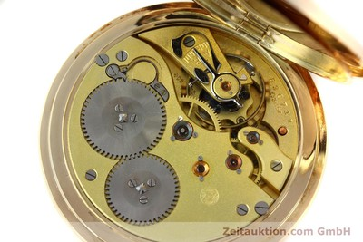 IWC TASCHENUHR 14 CT YELLOW GOLD MANUAL WINDING [150167]
