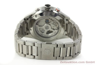 TAG HEUER CARRERA CHRONOGRAPH STEEL AUTOMATIC KAL. 1887 LP: 4500EUR [150177]