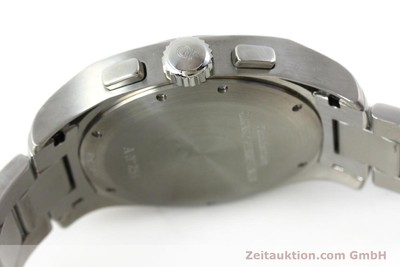 GIRARD PERREGAUX CHRONOGRAPH STEEL AUTOMATIC KAL. 22CO.S [150192]