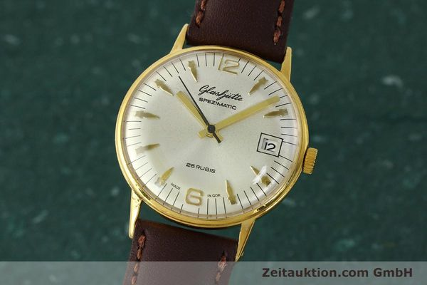 GLASHÜTTE SPEZIMATIC DORÉ AUTOMATIQUE KAL. 75 [150230]