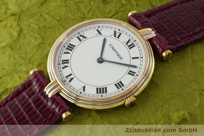 CARTIER OR 18 CT QUARTZ KAL. 81 [150240]