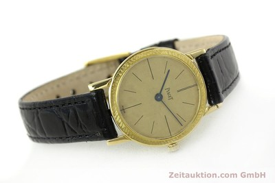 PIAGET 18 CT GOLD MANUAL WINDING KAL. 9P [150241]