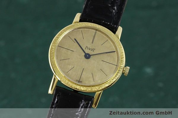 PIAGET ORO 18 CT CARICA MANUALE KAL. 9P [150241]