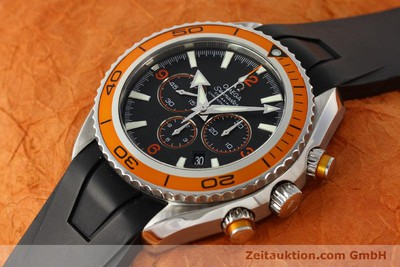 OMEGA SEAMASTER PLANET OCEAN CO-AXIAL CHRONOGRAPH HERRENUHR VP: 6300,- EURO [150262]