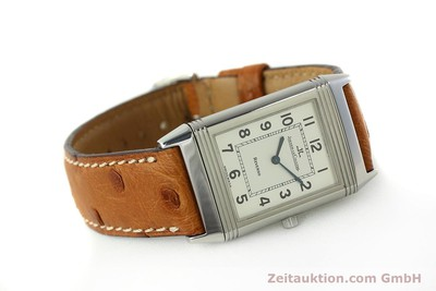JAEGER LE COULTRE REVERSO ACCIAIO CARICA MANUALE KAL. 846 [150276]