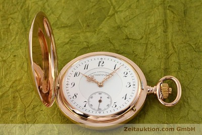 A. LANGE & SÖHNE DUF 14 CT RED GOLD MANUAL WINDING KAL. 43 [150290]