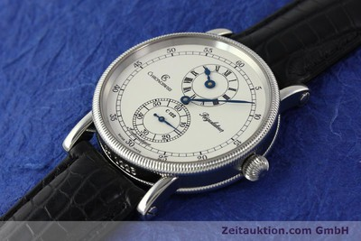 CHRONOSWISS REGULATEUR ACIER AUTOMATIQUE KAL. 122 [150299]