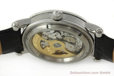 CHRONOSWISS REGULATEUR EDELSTAHL AUTOMATIK CH1223 LP: 4960,- EURO [150299]