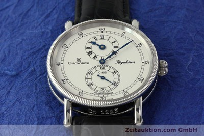 CHRONOSWISS REGULATEUR ACCIAIO AUTOMATISMO KAL. 122 [150299]