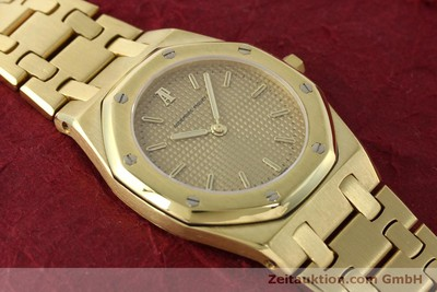 AUDEMARS PIGUET ROYAL OAK ORO 18 CT QUARZO KAL. 2508 [150306]